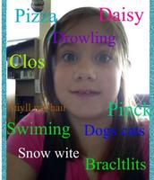 Daisy - 1st grade