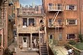 Greenwich Village, New York 1954