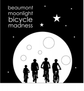 Beaumont Moonlight Bicycle Madness