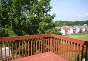 Beautiful Detached Home with Views, Vaulted Ceilings, Stainless Steel Appliances, Deck, & Fenced Yard