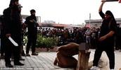 Isis beheading prisoner