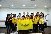 KepLer-成立大會,氣勢非凡 (Aaron)