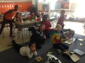 Lunch bunch!