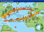 Overview of the Columbian Exchange