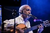 Filippo Labate:  Una passaggiata tra letture e canzoni