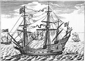 Dias's Ship