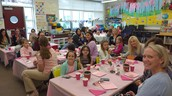 Mother's Day Tea in K