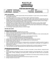 Unit Manager position pg. 1