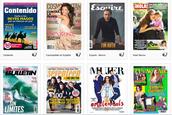 Spanish Language Magazines