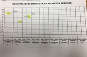 Tracking Individual Growth on Common Assessments