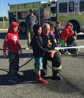 Local Heroes Teach Students Fire Prevention Strategies