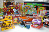 Toys for Forney Kids