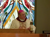 Bishop MIchael Warfel