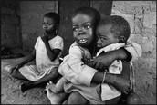Orphans due to AIDS