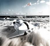 Underwater Jet Ski
