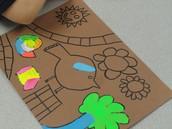 From Park's Art Instructor - Mrs. Ovadje