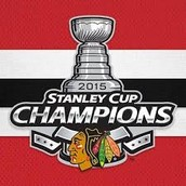 Chicago Blackhawks NHL Champions