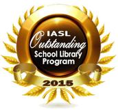 Outstanding School Library Award