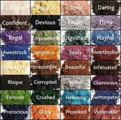 Moodstruck Mineral Pigment Powder for Eyes