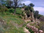 Cueva de las Tobas--Cave of the Tobas