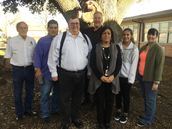 Edwin J. Kiest Masonic Lodge visits Kiest Elementary