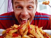 Manger les frites