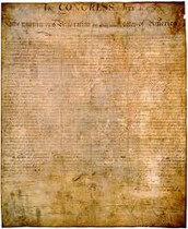 The Declaration of Independce