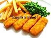 English Food :