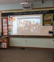 Our view of the Mystery Skype