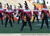 Marching Band Practice with the Sound of Sun Prairie (SOSP) - Saturday, May 21
