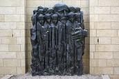 אנדרטת יאנוש קורצאק ותלמידיו