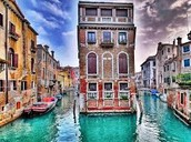 What is Venice, Italy?
