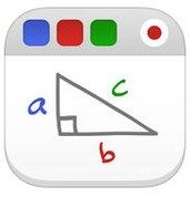 Alternative to Doodle Buddy:  Educreations