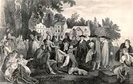 Quaker gathering