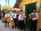 A tango band