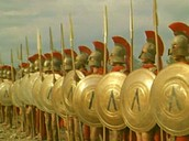 Warriors of Sparta