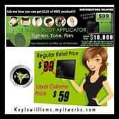 It Works Global:  Kayla Williams - Distributor