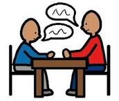 Hable con su maestro!