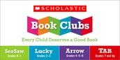 ¡Comprar libros de Scholastic!