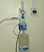 Humidified Oxygen