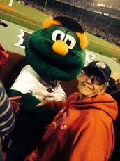Mrs. Magee Meets Wally