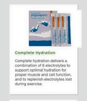 Complete Hydration