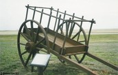 history about red river carts