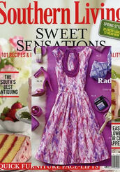 Chalk of the Town Dress in Southern Living