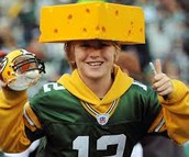 """Wisconsinites Are Also Known as """"Cheeseheads""""!"""