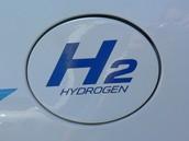 Hydrogen Gas Symbol