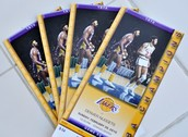 Book Laker Game Tickets