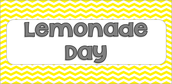 Lemonade Day was a Success!!
