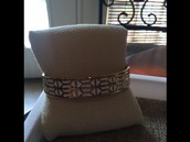 Breezeblock Bangle-- $29.50