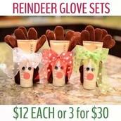 Reindeer Gift Sets